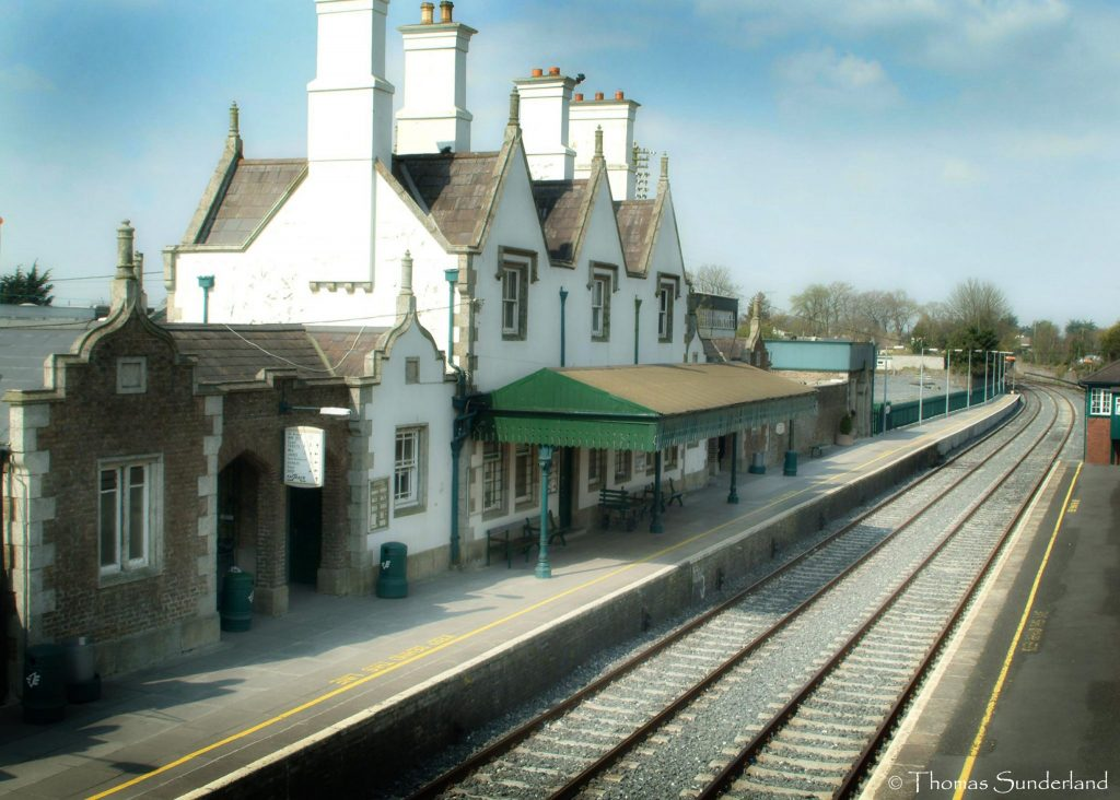 Carlow Train Station