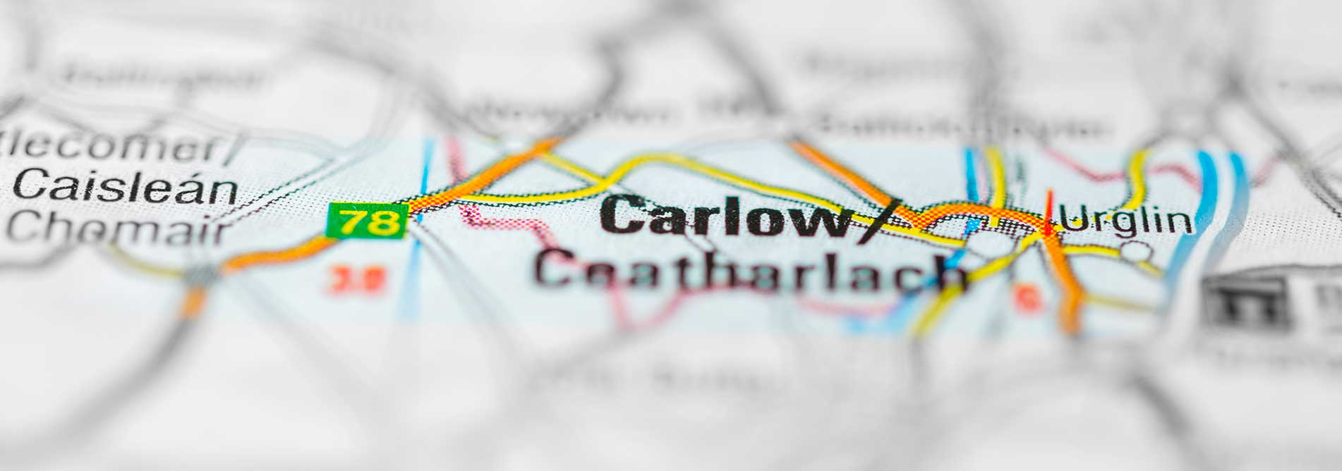 carlow map