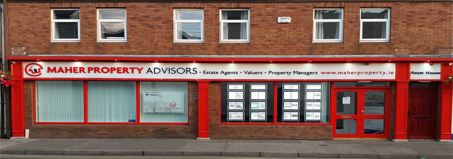 Maher Property Advisors HQ in Carlow