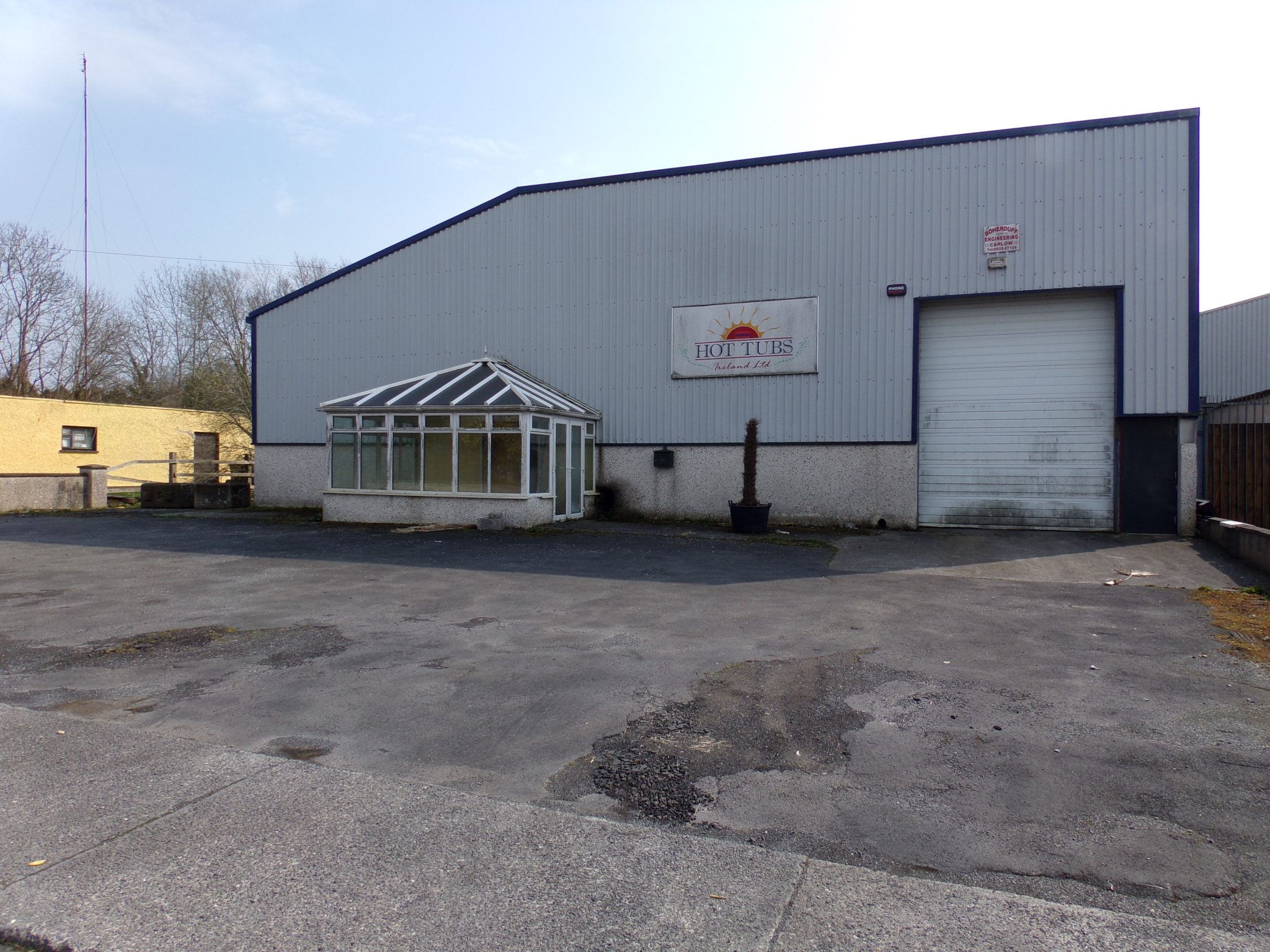 Strawhall Industrial Estate, Cannery Road, Carlow, R93 W970
