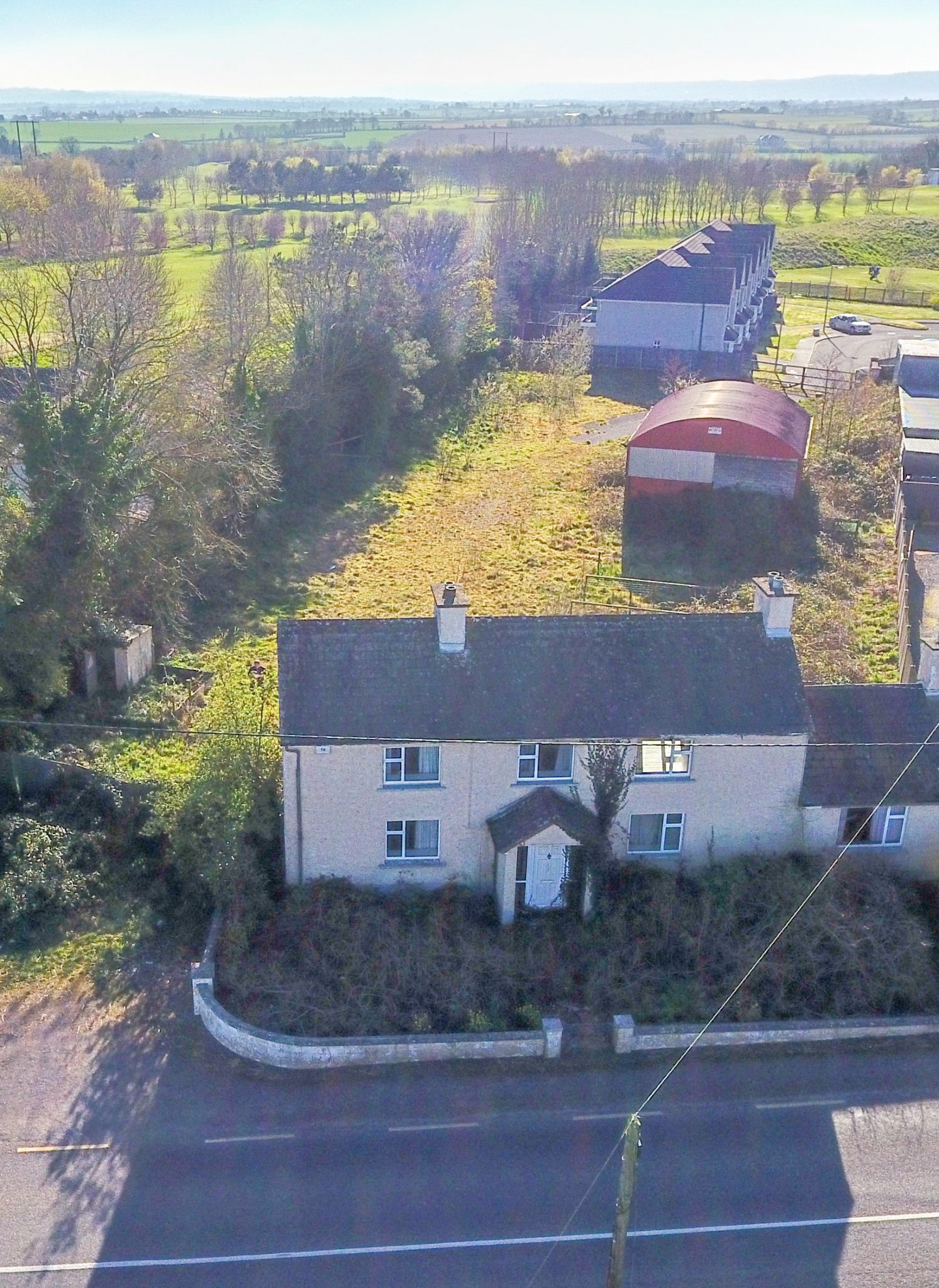 Killerig Farmhouse & Site, Killerig, Co. Carlow, R93 K652