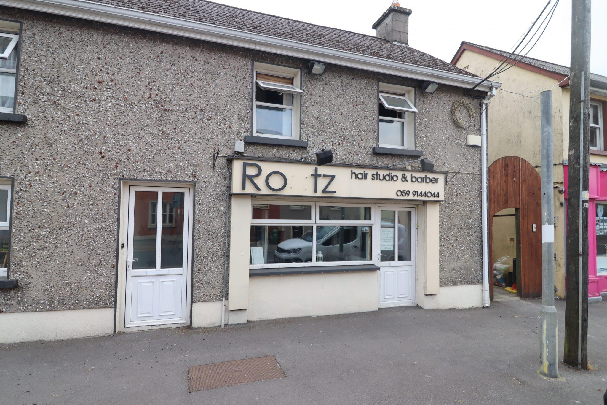 Main Street, Castledermot, Co. Kildare