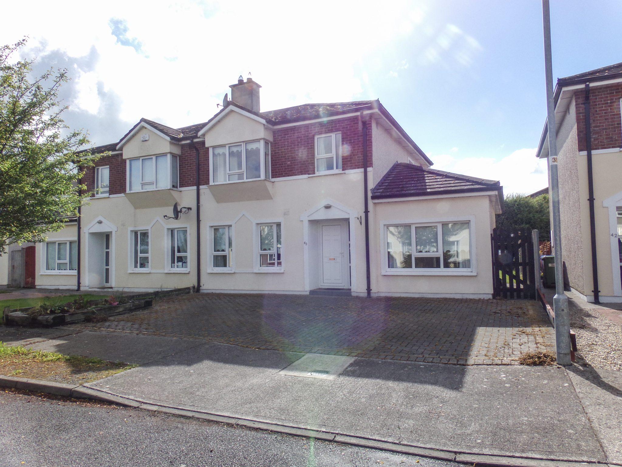 43 Ashfield, Blackbog Road, Carlow, R93 W9V4