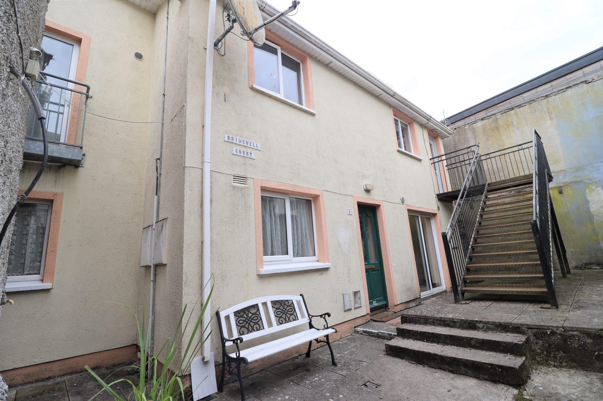 Apt 1 & 2 Bridewell Court, Bridewell Lane, Carlow